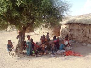 Masaii Chidren