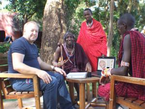 Masaii Tribe Members