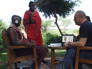 Masaii Tribe Members2
